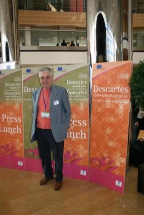 Silvestrini Bruxelles Premio Descartes 2006