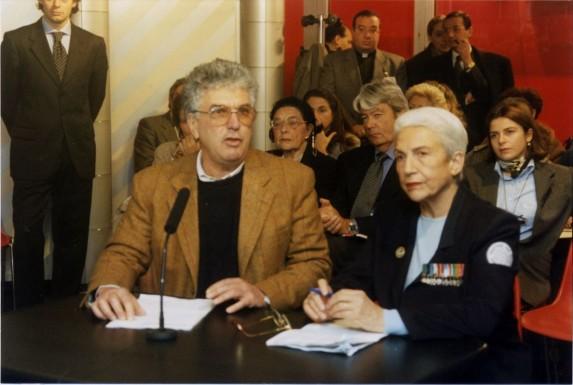 Silvestrini Futuro Remoto Percepire Maria Pia Fanfani