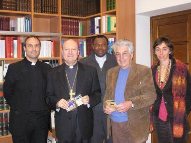 Silvestrini Pontificio Consiglio cultura Mons. Cardinale Ravasi