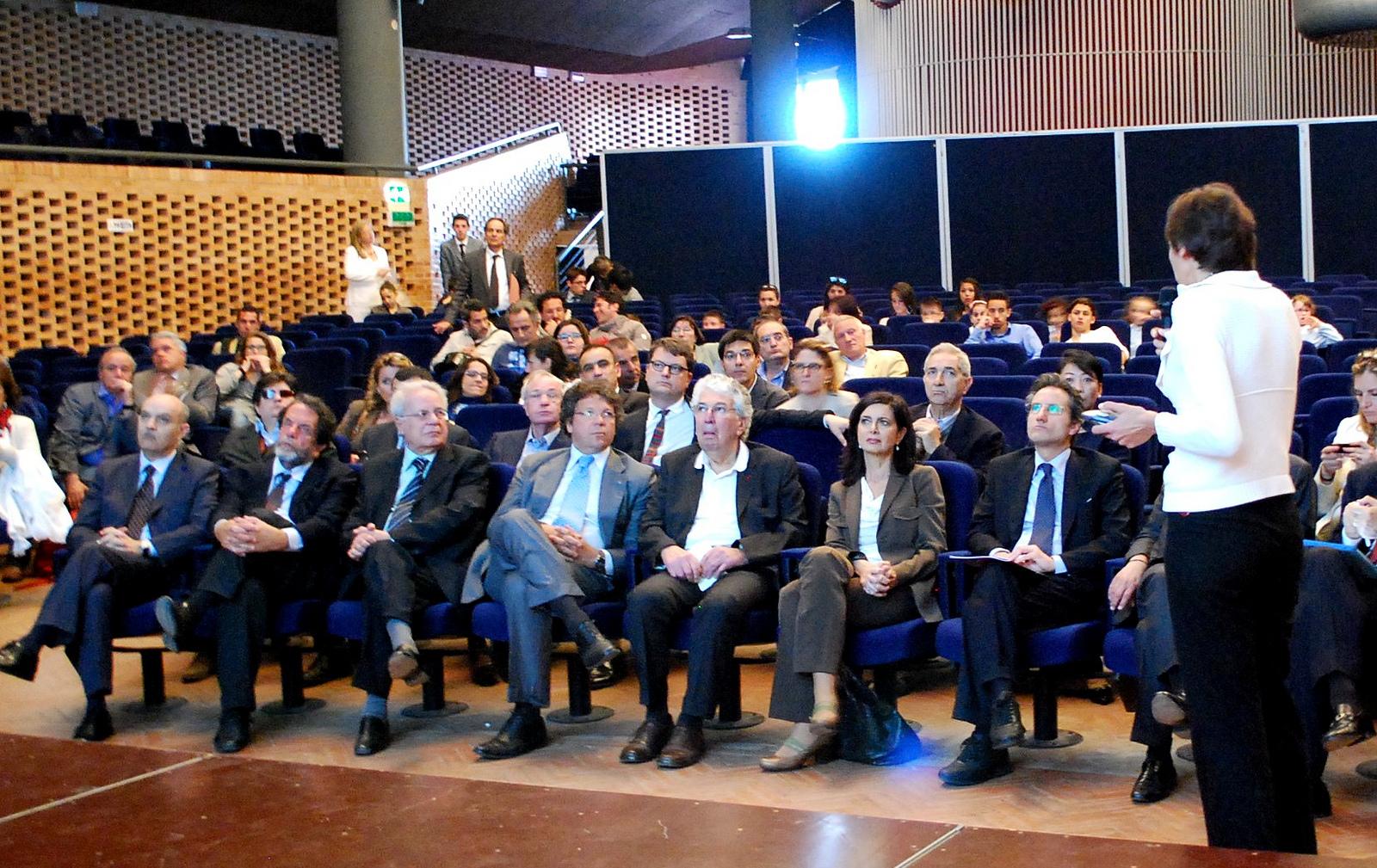 Silvestrini Presidente Camera Laura Boldrini