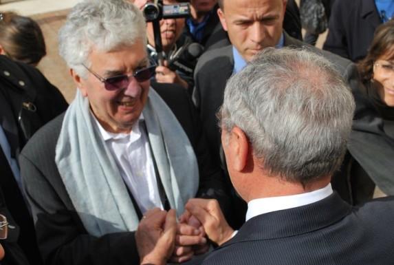 Silvestrini Presidente Senato Pietro Grasso
