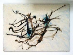50 x 70 cm - Acrilico su tela 2