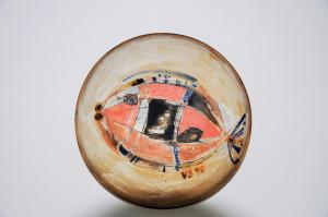 Terracotta smatalta - Ø 40 cm