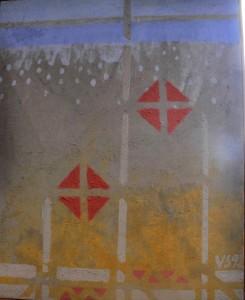 80x100 cm. acrilico su tela - 1992