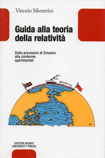 Book Cover: Guida alla teoria della relatività