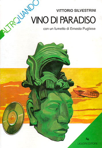 Book Cover: Vino di paradiso